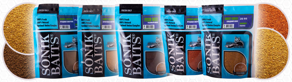 Sonik-Baits Groundbait
